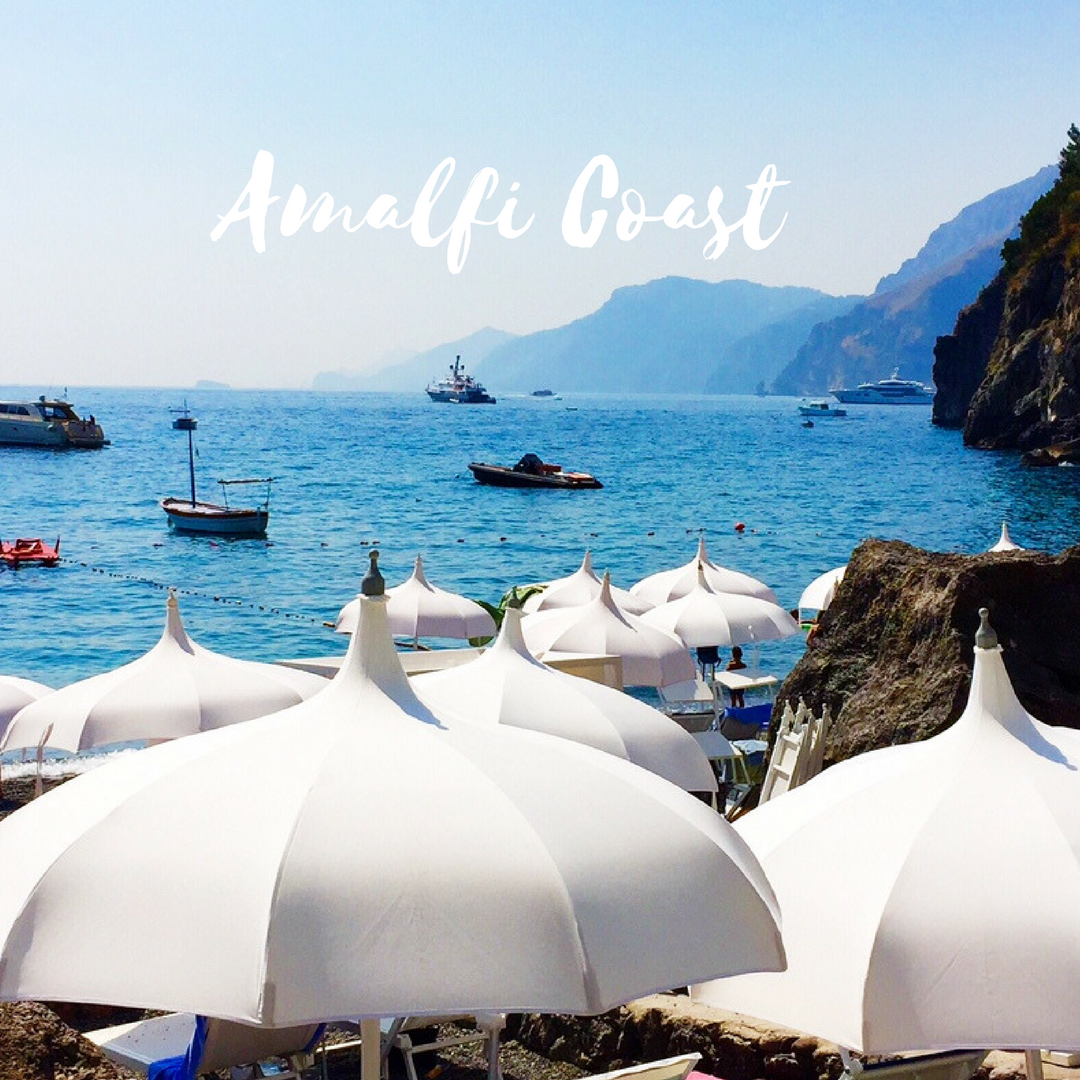 Amalfi Coast Story