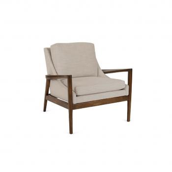 Ebonwood Accent Chair · Miles Talbott